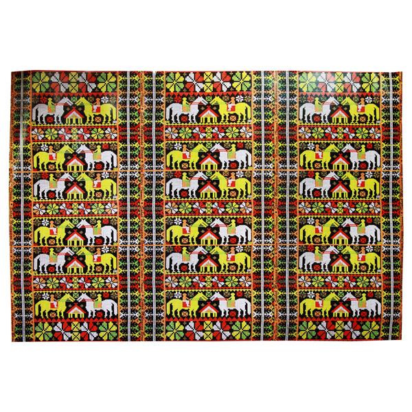 Ethnic-Wrapping-Paper—Bajau