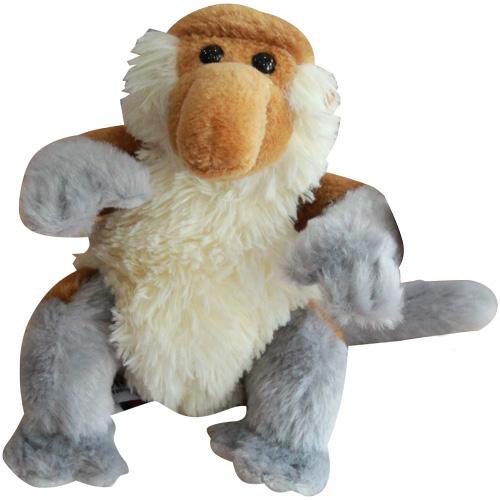 Lakii—Mini-Proboscis-Monkey