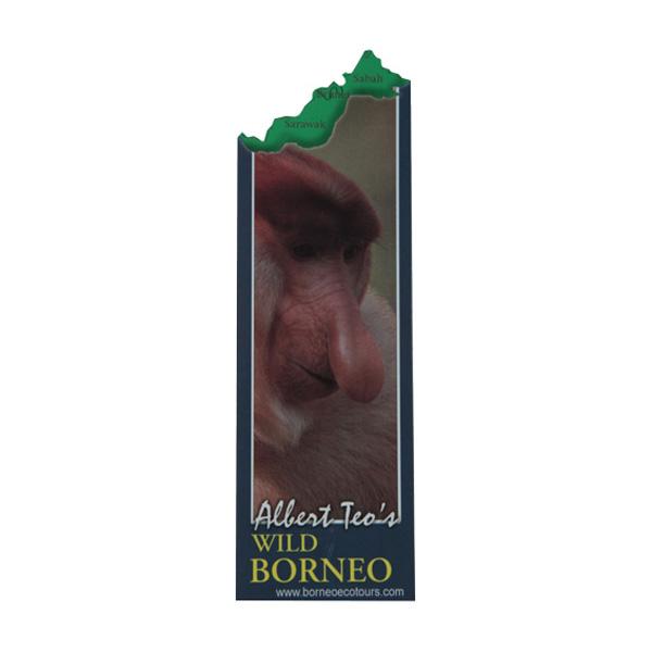 Albert-Teo-Bookmark—Proboscis-Monkey-(1)
