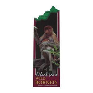 Albert-Teo-Bookmark---Proboscis-Monkey-(2)