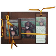 Stationery-Set—Orang-Utan