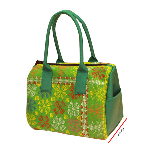 Dastar-Mini-Duffel-Bag-(Green)—Side