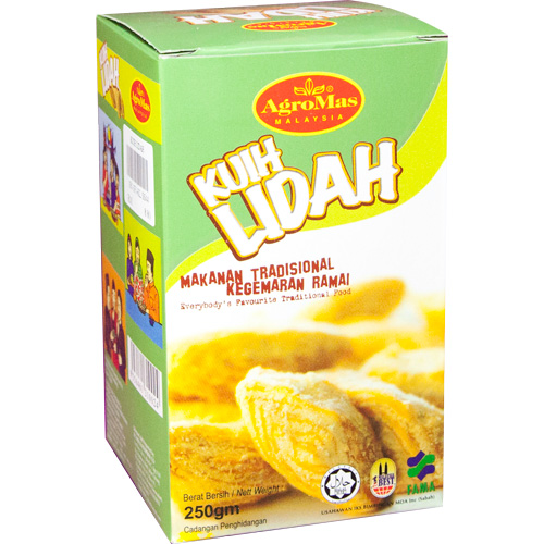 Kuih-Lidah