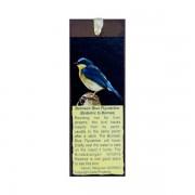 Bookmark—Blue-Flycatcher