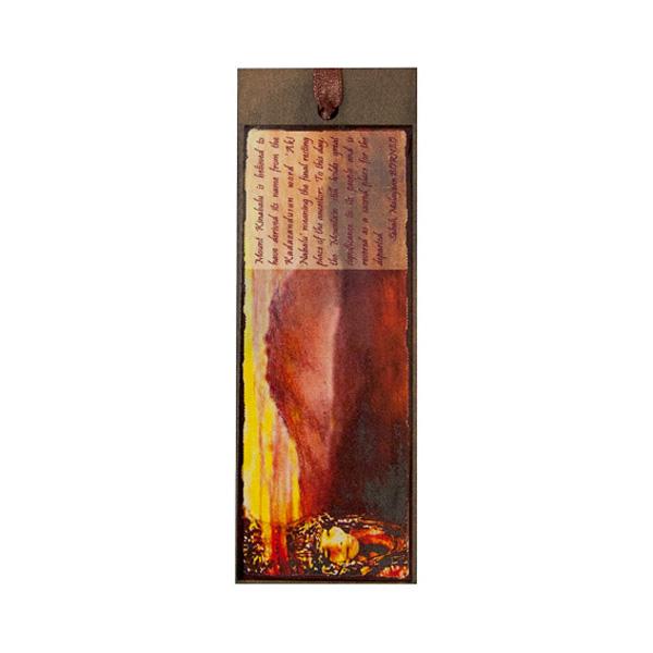 Bookmark—Mount-Kinabalu