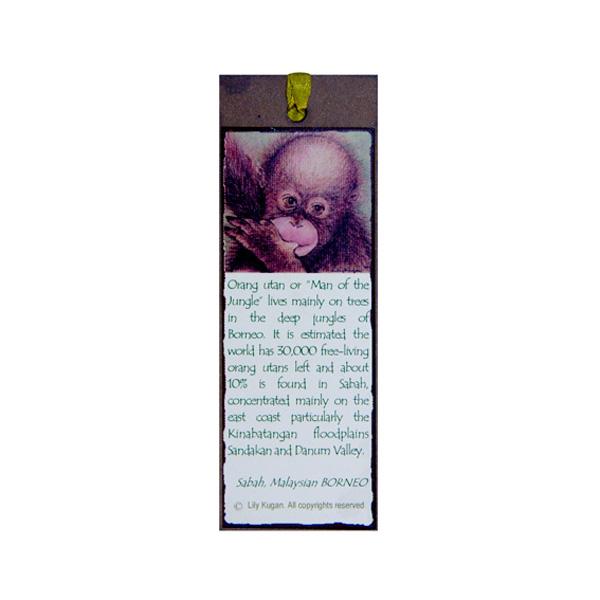Bookmark—Orang-Utan-(1)