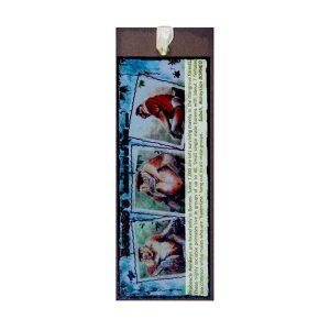 Bookmark---Proboscis-Monkey