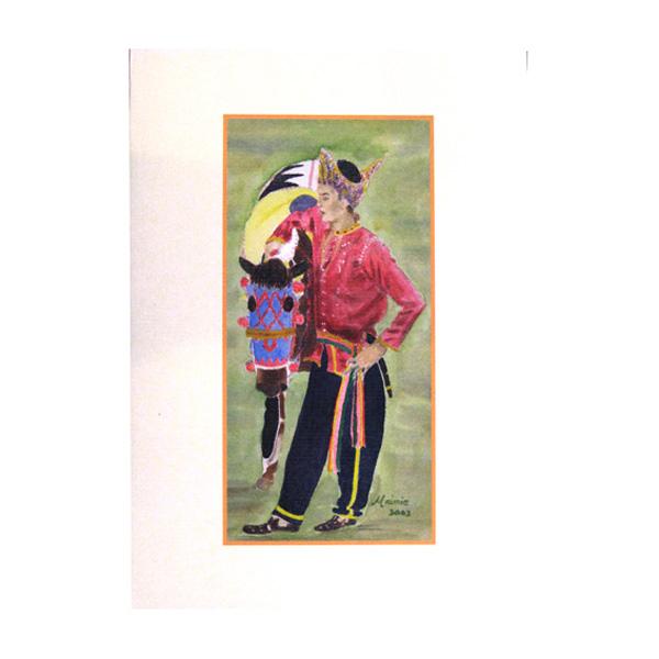 Card—Bajau-Horsemen-(2)