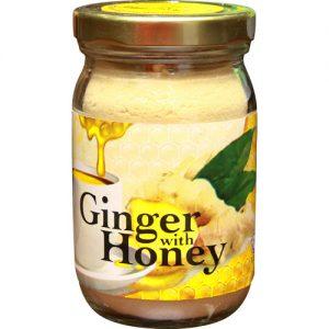 Ginger-Honey-Powder