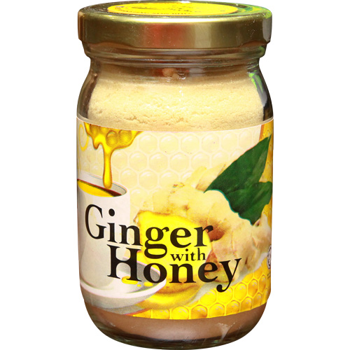 Ginger-Honey-Powder