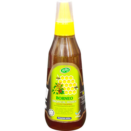 KPD-Tropical-Honey-380g