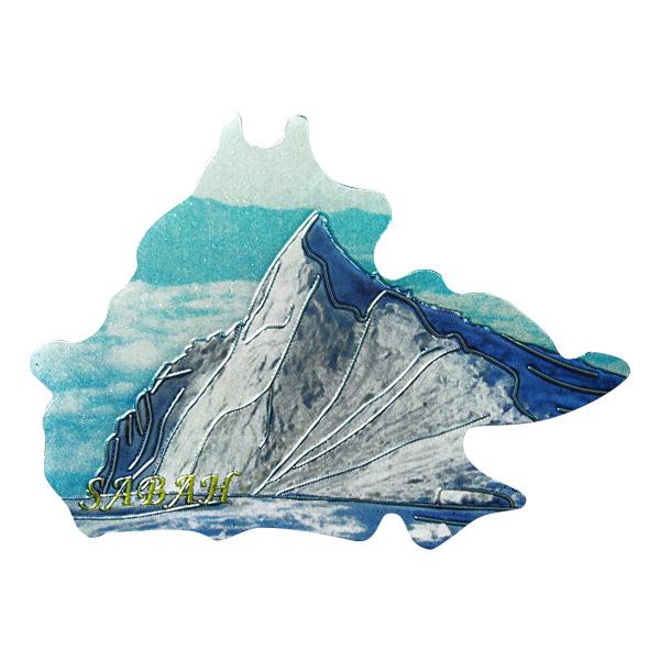 Map-Foil-Fridge-Magnet—Mount-Kinabalu-(1)