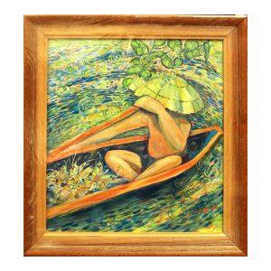 Painting---Life-on-Kinabatangan