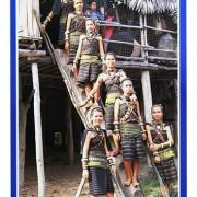 Postcard—Rungus-of-Kudat