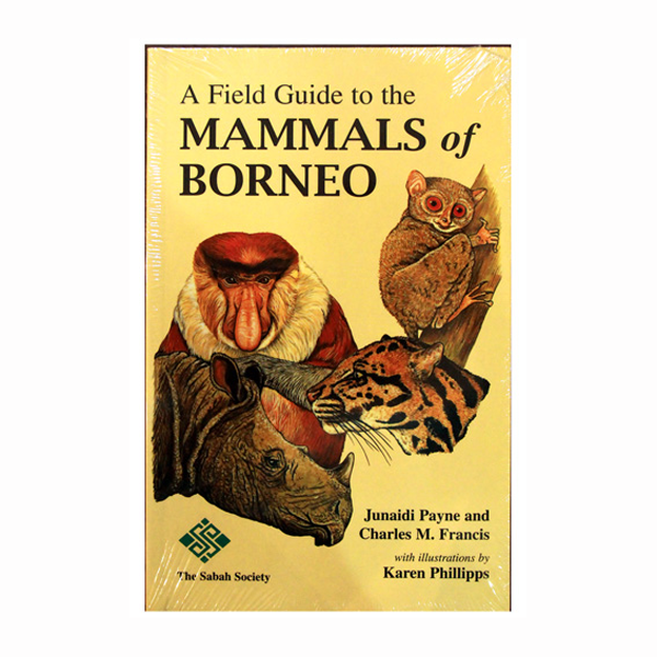 A-field-guide-to-the-mammals-of-borneo
