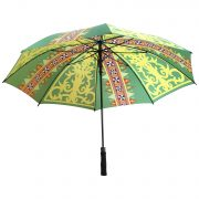 Umbrella Motif – Green