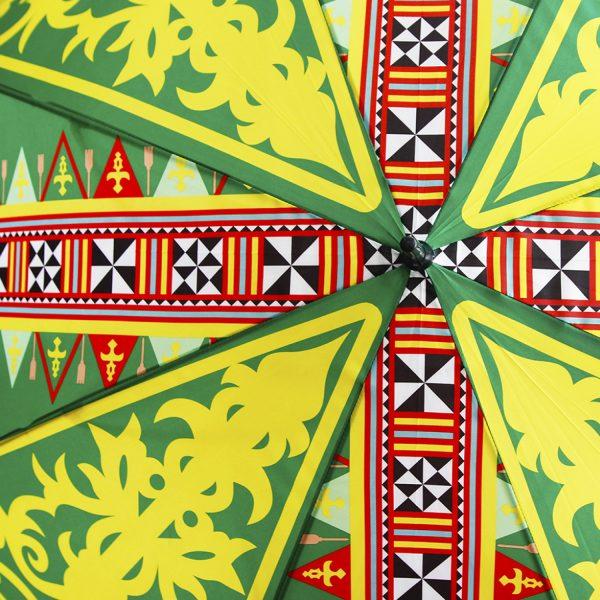 Umbrella Motif Green