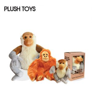 Wildlife & Sea Plush Toys